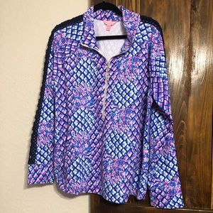 Lilly Pulitzer XL popover